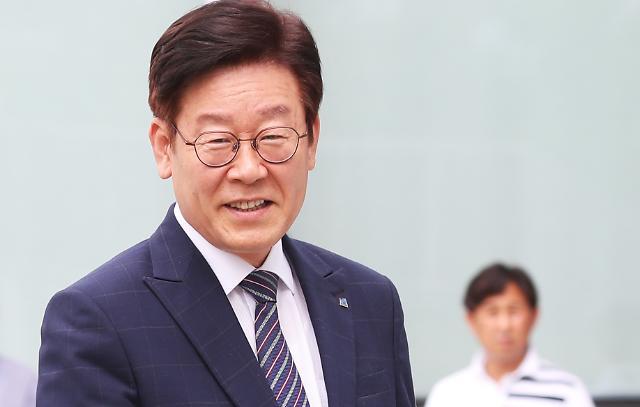 """검찰, 이재명 2심서 징역 1년6개월 구형…이재명 """"한치 부끄럼 없다""""(종합)"""