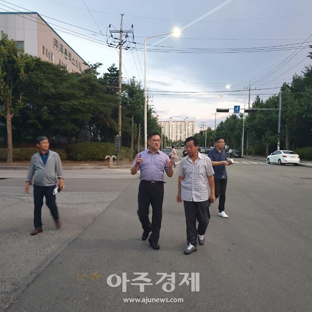 동두천시, 동두천일반산업단지 악취 민관 합동점검