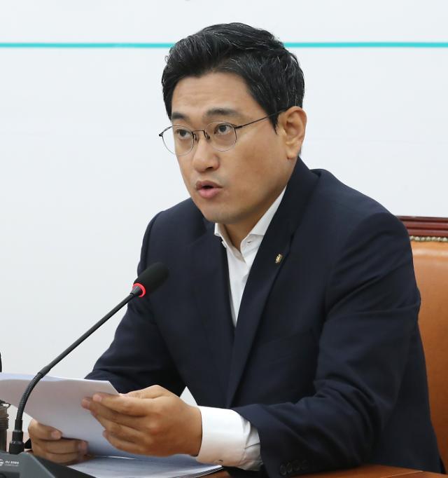 """오신환 """"文 대통령 대화지상주의 北 통미배남 일으켜"""""""