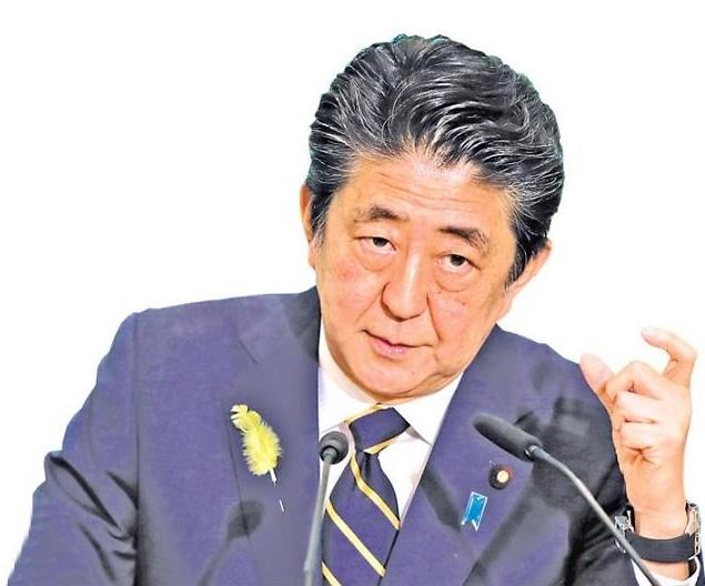 [아베정권의 실체] 일본회의, 군국주의가 그리는 죽음의 십자가