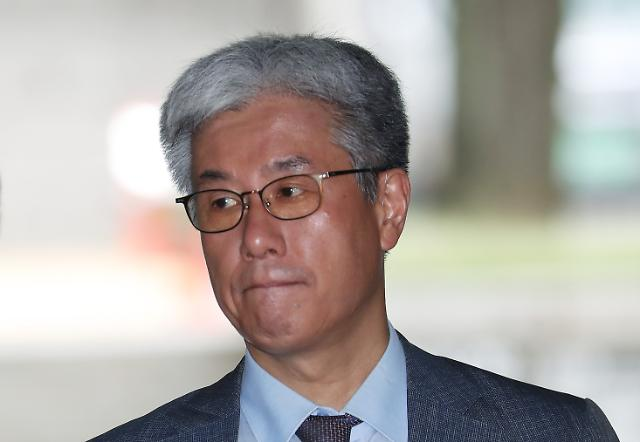 'DJ 뒷조사 관여' 박윤준 전 국세청 차장 1심서 무죄