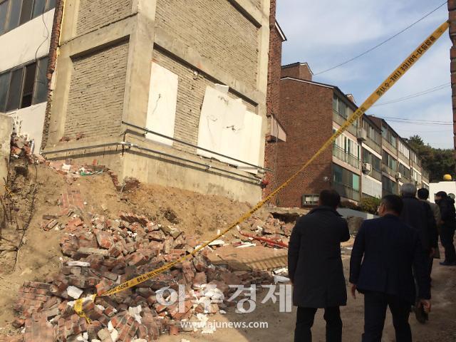 포항 지진피해지역 도시재건사업 국비 확보