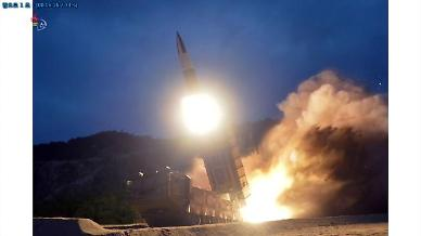 Pyongyang fires two projectiles into the sea