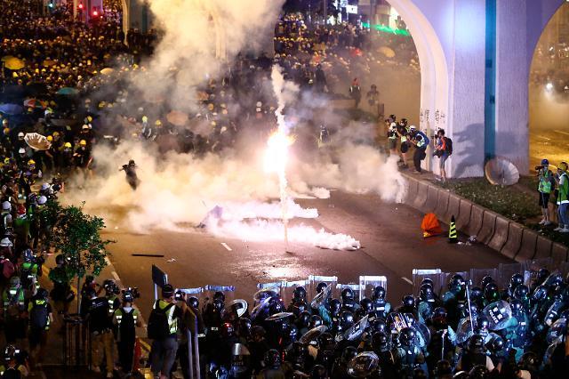 [타임라인 정리] 멈추지 않는 홍콩 시위, 홍콩 시민 100만명을 모이게 한 이유는?