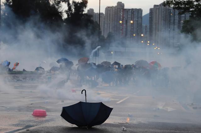 [한국에 있는 외국인에 물었다] 홍콩 시위, 민주주의 과정 vs 비이성적 행동?