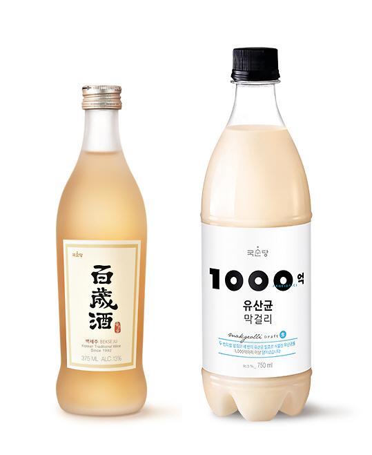 우리 술 기업 '국순당', 제1회 남북 평화영화제 만찬주 채택