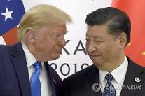 トランプ氏、「米中貿易戦争が長くは続かない」