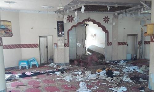 파키스탄 이슬람사원서 폭발 발생…5명 사망