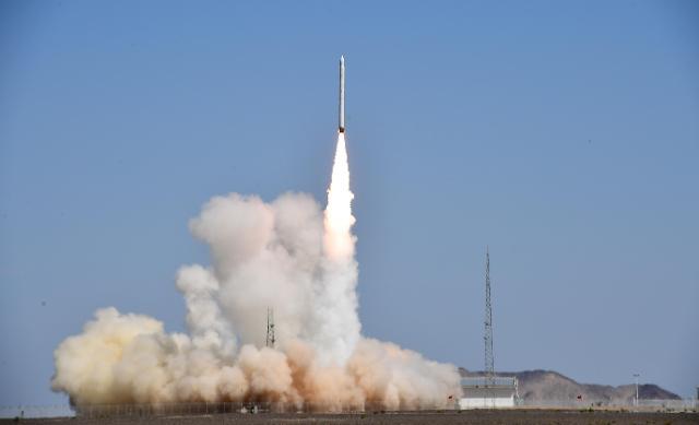 상업용 로켓도 발사하는 중국 국유기업