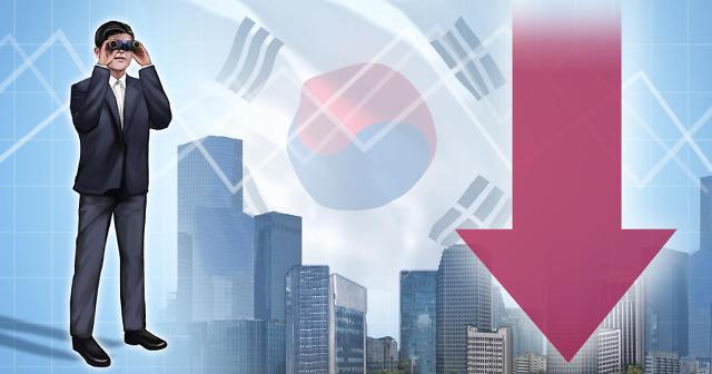 韩国十大企业集团上半年营业利润同比减54%