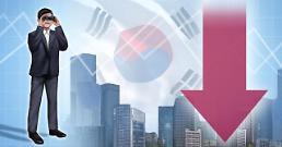 .韩国十大企业集团上半年营业利润同比减54%.
