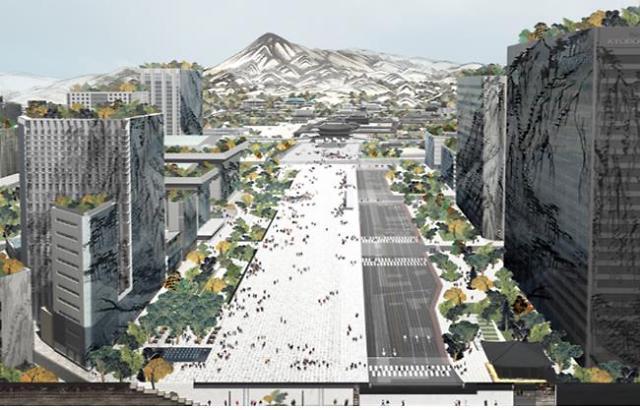 서울시, 광화문광장 재구조화 사업에 정부청사 구역 배제 검토