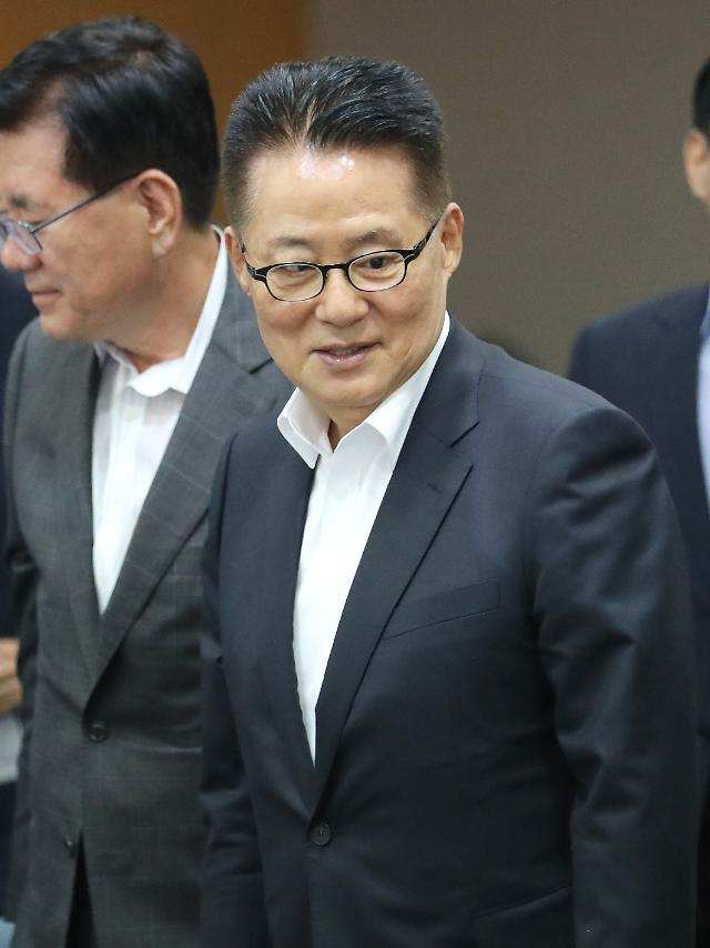 """박지원 """"김정일, 6·15 당시 DJ에 '주한미군 주둔해야' 언급"""""""