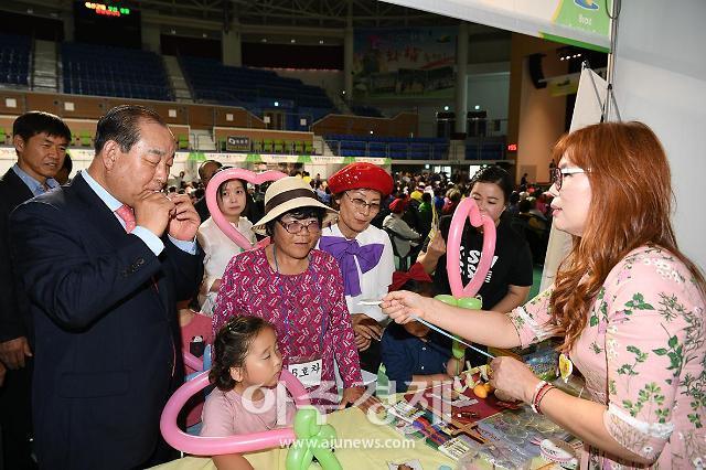 예산군, 다음달 5일 '2019 평생학습 어울마당' 개최