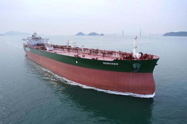 삼성중공업, 7513억원 규모 LNG 연료추진 원유 운반선 10척 수주