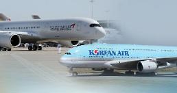.韩国两大航空巨头计划中断国内部分货运航线.