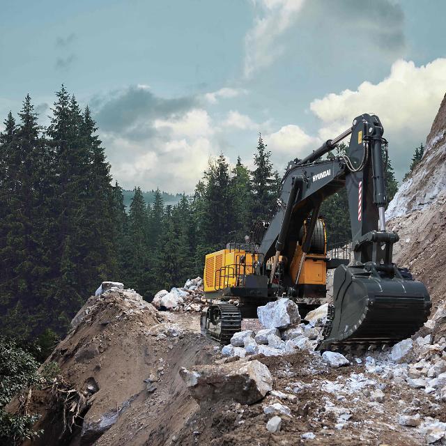 현대건설기계, 러시아서 3000만 달러 규모 건설장비 300여대 수주