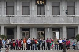 .朝鲜向欧洲游客推介名山包机游.