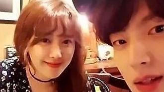 Lại một cặp đôi vàng trong làng giải trí Hàn Quốc tuyên bố