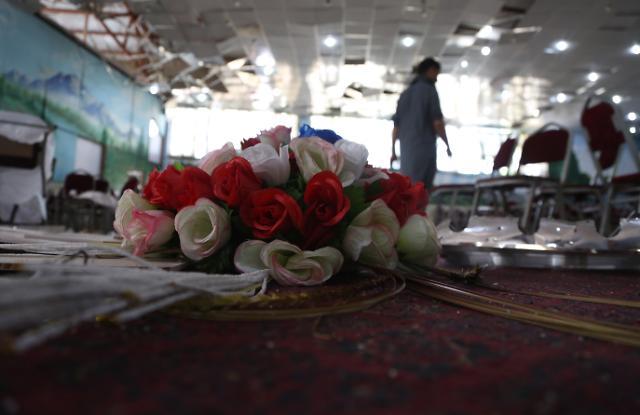 외교부 아프간 결혼식장 자살폭탄 테러 강력히 규탄