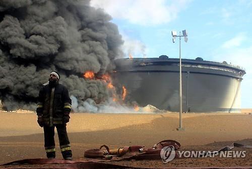 [국제유가] 예멘 반군, 사우디 석유시설 공격...국제유가 상승 WTI 2.46%↑