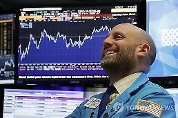 .[全球股市]中德发经济扶持政策 纽约股市上涨道琼斯上涨0.96%.
