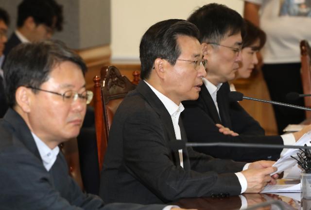 김용범 차관, 대외적 충격 대비한 금융 안정망과 대외신인도 견고