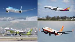 .韩各大航空公司第二季度业绩陷赤字 下半年前景同样不容乐观.