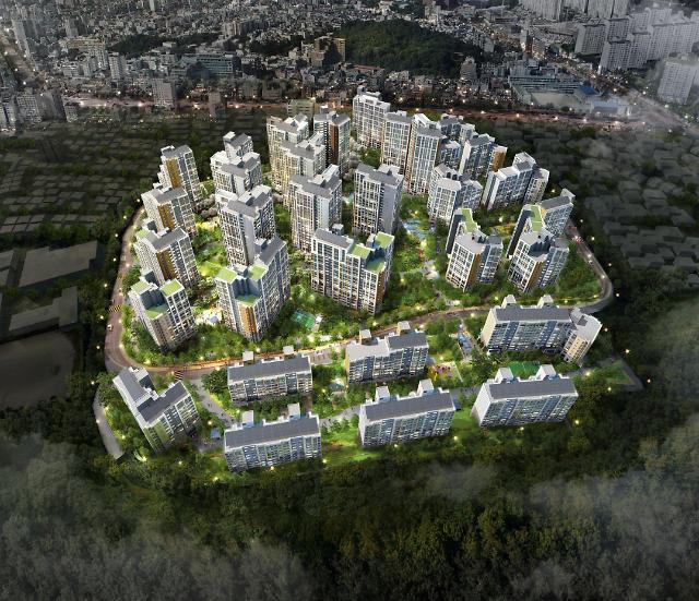 대림·롯데가 짓는 녹번역 e편한세상 캐슬 2차 이달 분양
