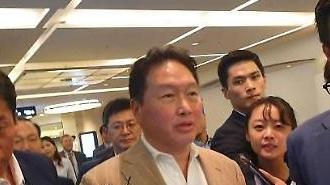 Chủ tịch Choi Tae-Won của tập đoàn SK tự tin là nhà đi tiên phong trong việc thúc đẩy giá trị xã hội.