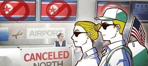 美国国务院将美国人赴朝旅游禁令延长一年
