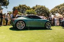 ジェネシス、「Monterey Car Week 2019」に参加…「ミントコンセプト」で世界的な名車と競争