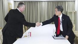 .韩国国安高官或将会见美对朝代表.