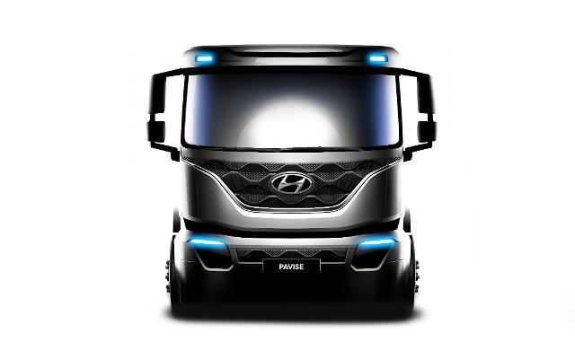 현대차, 준대형 트럭 '파비스'  렌더링 이미지 공개
