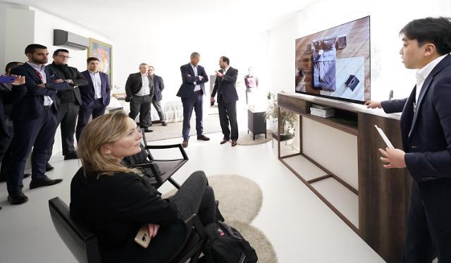 LG전자 올레드, 유럽 10개국서 최고 TV 선정