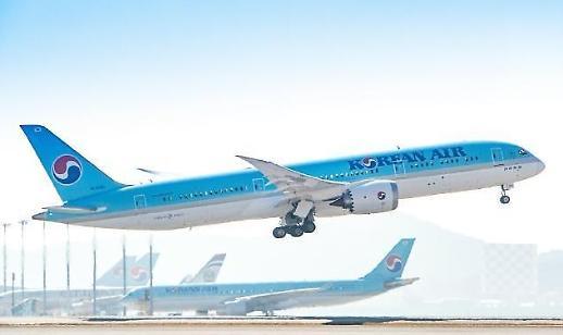 Korean Air giảm các tuyến Nhật Bản và tăng cường khai thác các tuyến Đông Nam Á