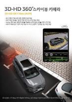 ルノーサムスン車、高画質モニタリングシステム「3D-HD 360°スカイビューカメラ」発売