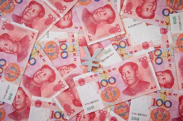 중국 자금 이탈 가속화...한달새 3.5조원 유출