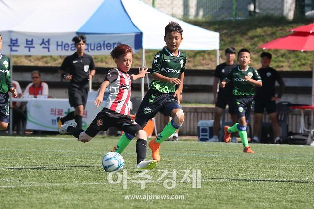 2019 경주국제유소년(U-12 )축구대회, 열전 돌입