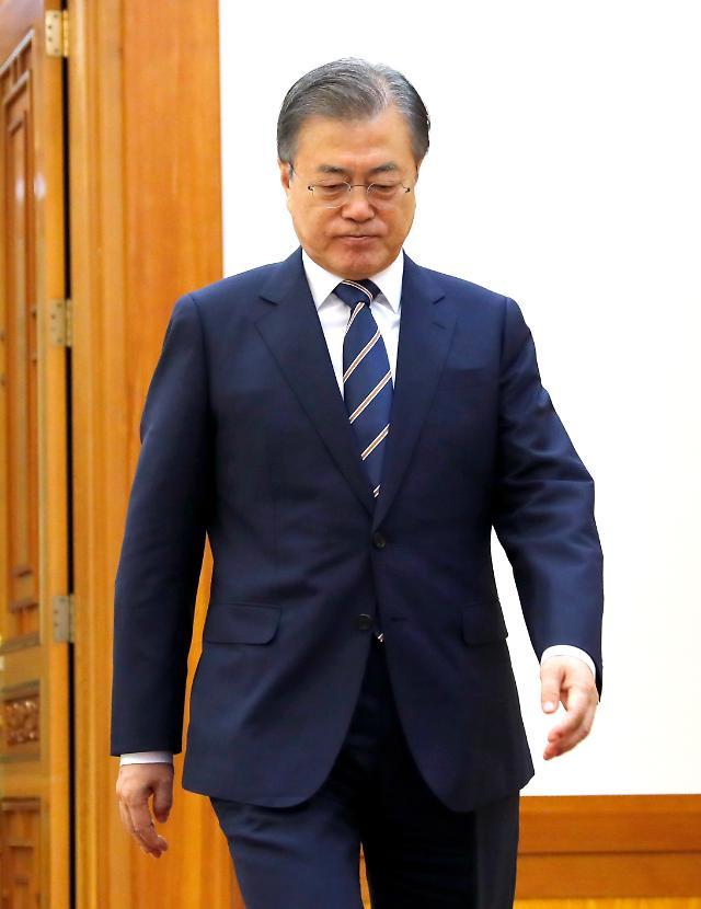 文대통령, 국립대 총장 오찬…日경제보복 대응 국내 기술 혁신 논의
