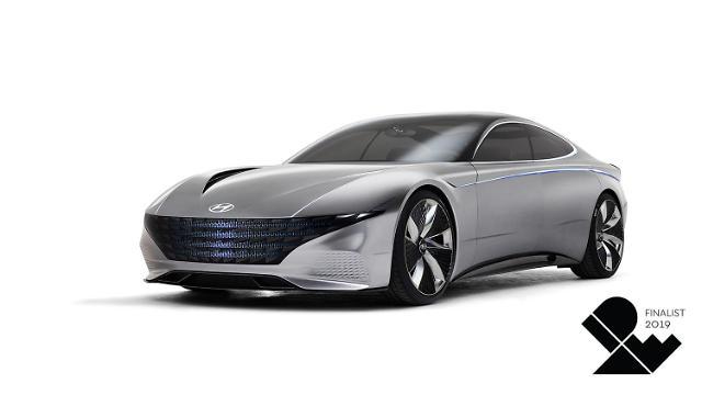 현대차, '르 필 루즈'·'쏘나타' IDEA 디자인상 3년 연속 수상