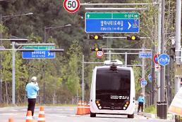 .韩国到2021年为止将投入近7000万元开发自动驾驶技术.