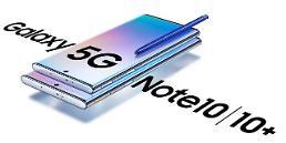 .三星新旗舰Galaxy Note10明起在全球发售.