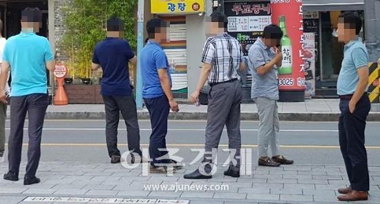[르포] 日불매운동 속 흡연자들 '일본 담배, 쉽게 못바꾸겠네'