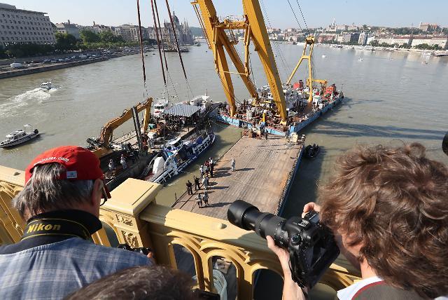 다뉴브의 악몽... 헝가리서 열차-차량 충돌사고로 한국인 3명 사망