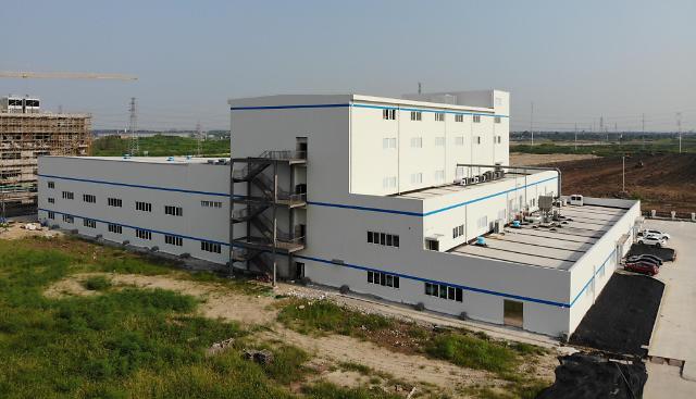 POSCO锂电新能源材料工厂在华建成