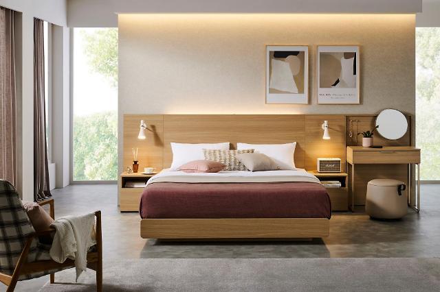 '호텔같은 침실·넓어보이는 거실'…한샘, 가을 신혼 가구 신상품 출시
