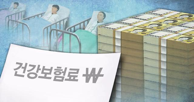 明年起韩国健康保险费上调3.2% 上班族平均每月多交21元