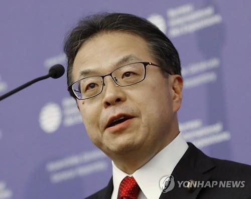 """日세코 경산상, """"지소미아 종료 수용 불가..수출규제 예정대로"""""""