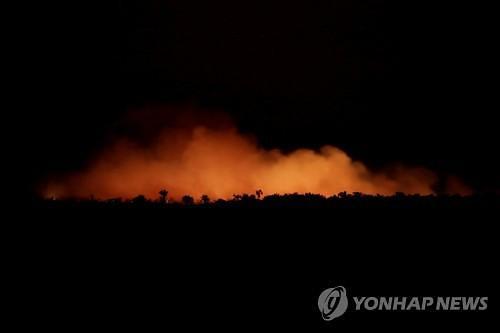 아마존 화재 확산에 국제사회 우려...브라질 모르쇠 논란